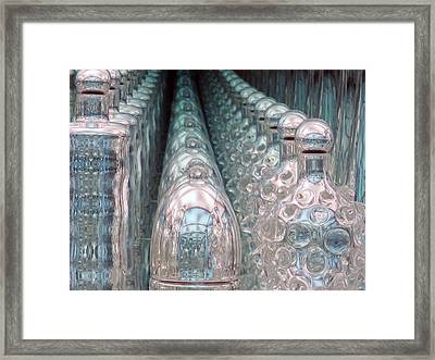 Infinity Trail Framed Print