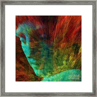 Influence  Framed Print