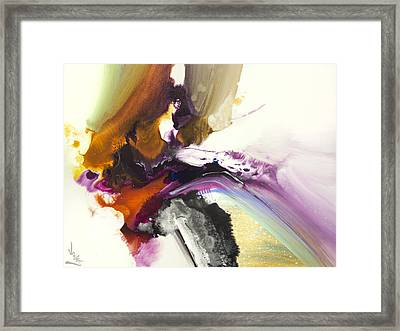 Infused With Grace Framed Print by Jonas Gerard