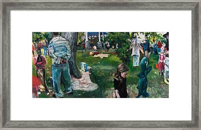 Inheritance  Framed Print by Mia Merlin