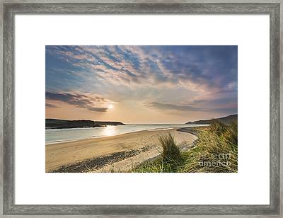 Inishowen - Donegal - Ireland Framed Print by Rod McLean