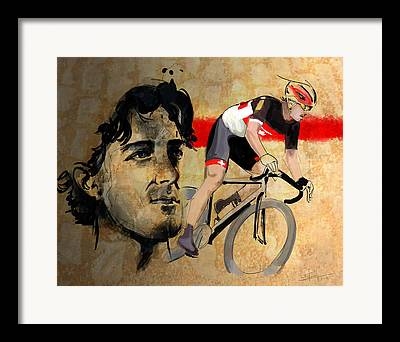 Fabian Framed Prints