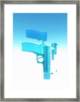 Inkjet Technology Framed Print by Victor Habbick Visions