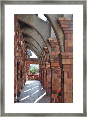 Inn Framed Print