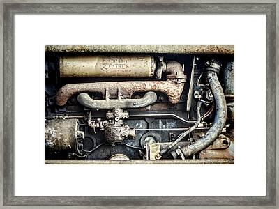 Innards Framed Print by Heather Applegate