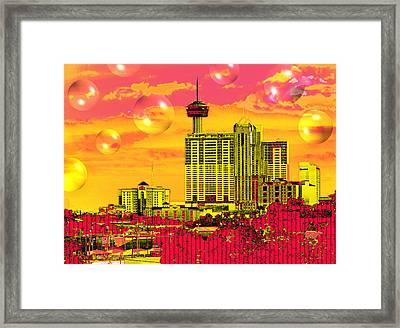 Inner City - Day Dreams Framed Print