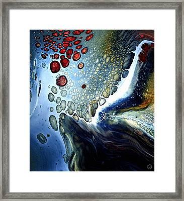 Inner Cosmos Framed Print