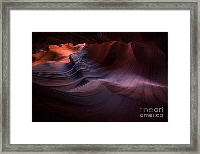 Inner Feelings Framed Print by Marco Crupi