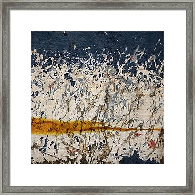 Inner Fire Framed Print by Carol Leigh