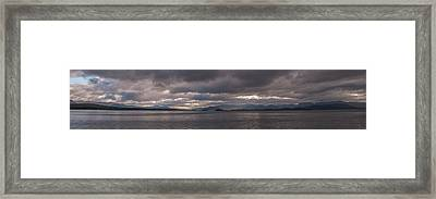 Framed Print featuring the photograph Inner Hebrides by Sergey Simanovsky
