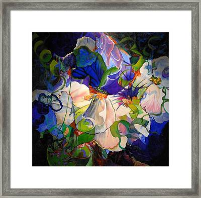 Inner Light Framed Print