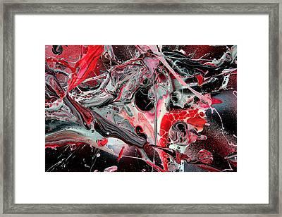 Inner Outer Space 3 Framed Print