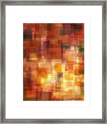 Inner Sanctum 1 Framed Print by Craig Tinder