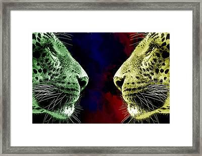 Inner Self Framed Print by Rachel Ann De Castro