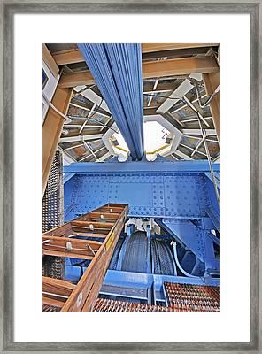 Inner Tower Framed Print