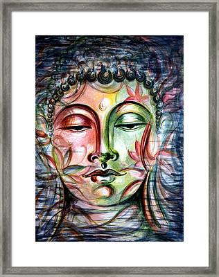 Inner Tranquility Framed Print