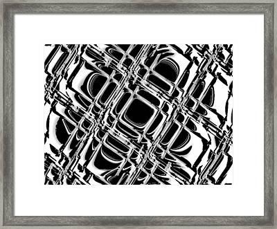 Inner Workings Framed Print by Pharris Art