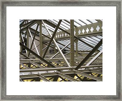 Inner Workings Framed Print by Stephanie Hunter
