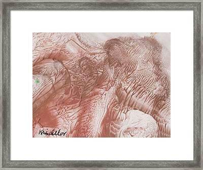 Innergold Framed Print