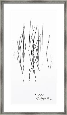 Framed Print featuring the photograph Innocence by Tom Cameron