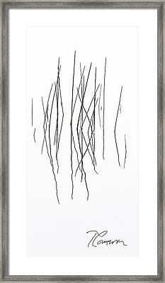Innocence Framed Print by Tom Cameron