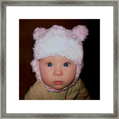 Innocent Wonder Framed Print
