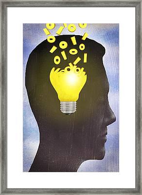 Innovation Framed Print by Steve Dininno