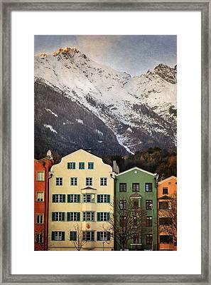 Innsbruck Framed Print