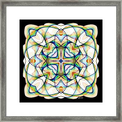 Inquisitive Mind Framed Print