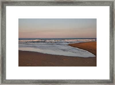Inroads Framed Print by Steven Ainsworth