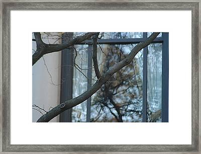 Inside Framed Print by Joseph Yarbrough