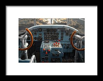 Ju 52 Framed Prints