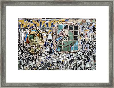Inside Looking Out 3 Framed Print by Gary Keesler