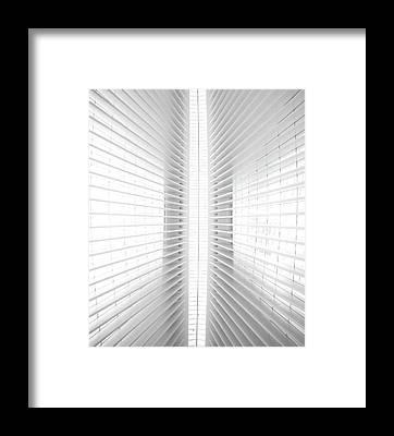Oculus Framed Prints
