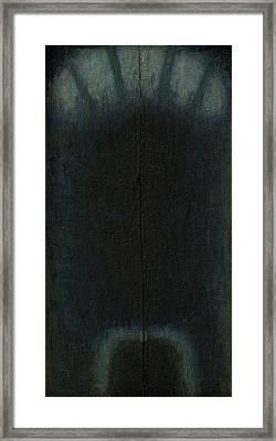 Inside Framed Print by Oni Kerrtu
