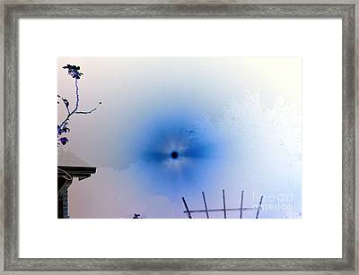 Inside Out Framed Print by Alys Caviness-Gober