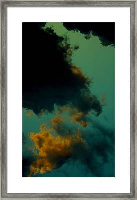 Framed Print featuring the photograph Insomnia by Steve Godleski