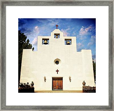 Inspiration  Framed Print by Barbara Chichester