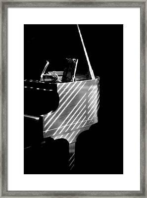 Inspiration Framed Print by Jeff Mize