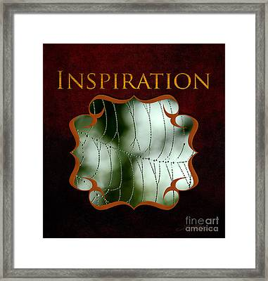 Inspirational Gallery Framed Print