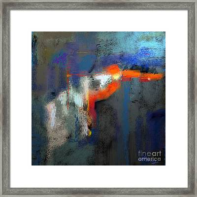Inspired Framed Print