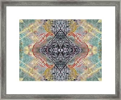 Inspired Action Framed Print