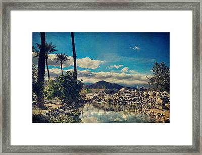 Inspired Framed Print by Laurie Search