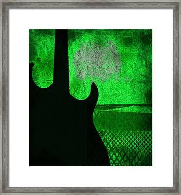 Instrument Framed Print