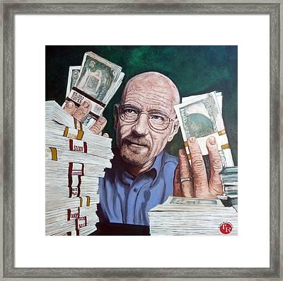 Insurance Framed Print by Tom Roderick