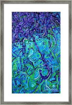 Integrated Framed Print by Michael Ciccotello