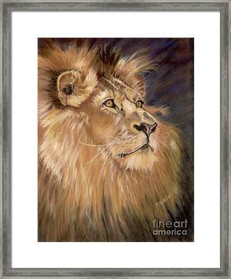 Intense Pride Framed Print by Jan Gibson