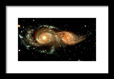 Interacting Galaxies Framed Prints