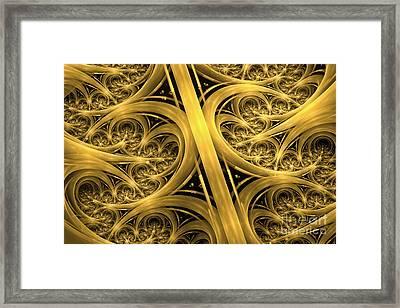 Interchange Framed Print by John Edwards