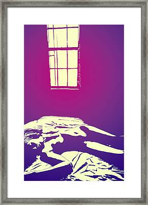 Interior 1 Framed Print by Giuseppe Cristiano